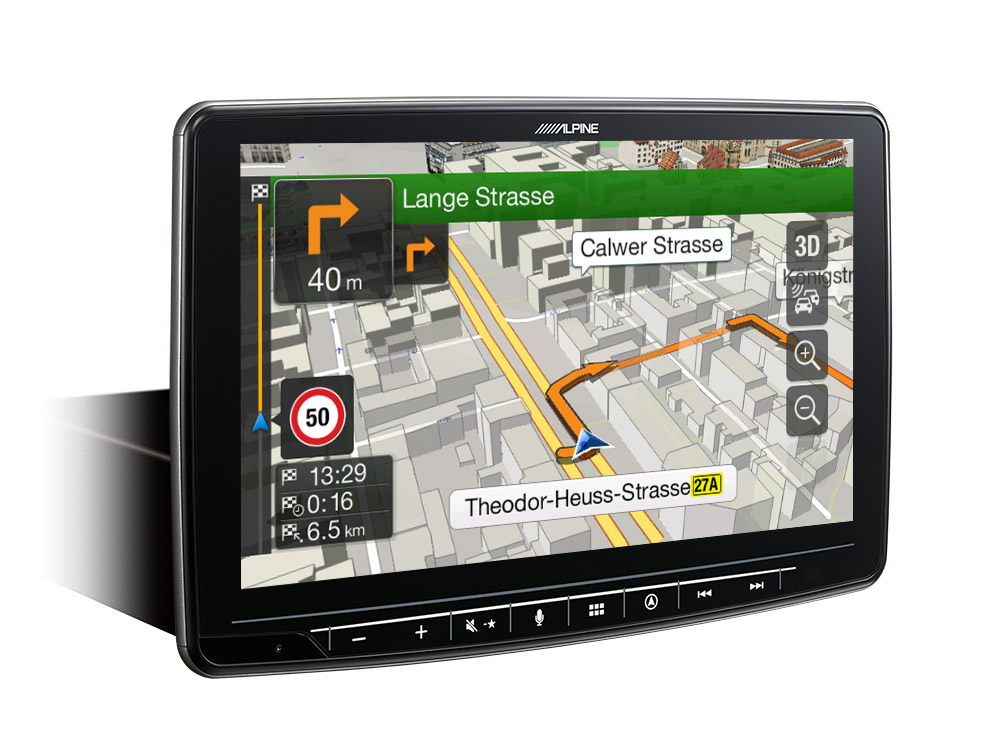 Alpine INE-F904D Halo 9- 9inch Navi/DAB+ Bluetooth