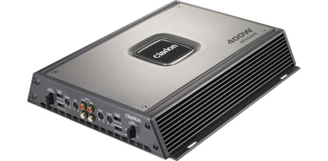 Clarion APX4241E 400W 4/3/2 Channel Power Amplifier