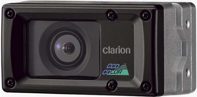 Clarion CC2000E Heavy-Duty Colour CCD Camera Mirror Image