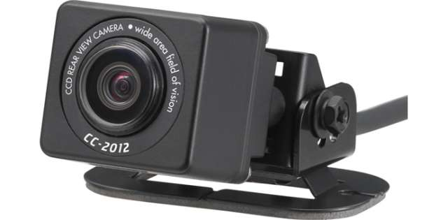 Clarion CC2012E Ultra Compact Colour CCD Camera True Image