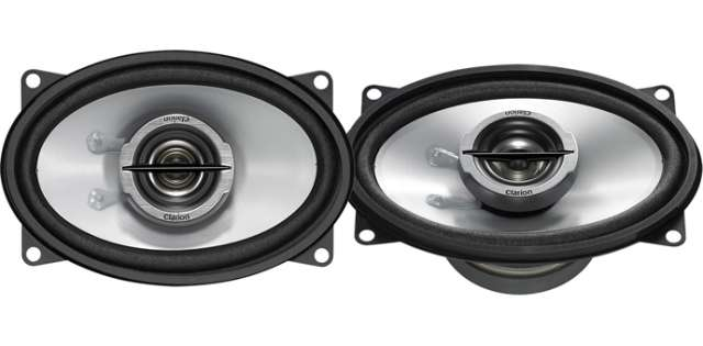 Clarion SRE4621C 2 Way Custom Fit Coxial Speaker System