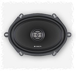 "Cobalt CO570 5"" x 7"" Coaxial Speaker System"
