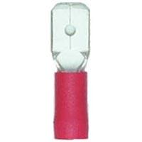 Car Audio 4 Less V012 6mm Male Spade Terminals (100pcs)