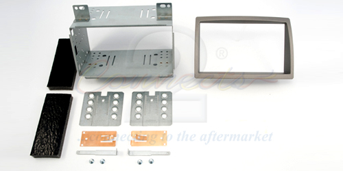 Connects2 CT23HY08 Double DIN Facia Plate for Hyundai Sonata 2009/>