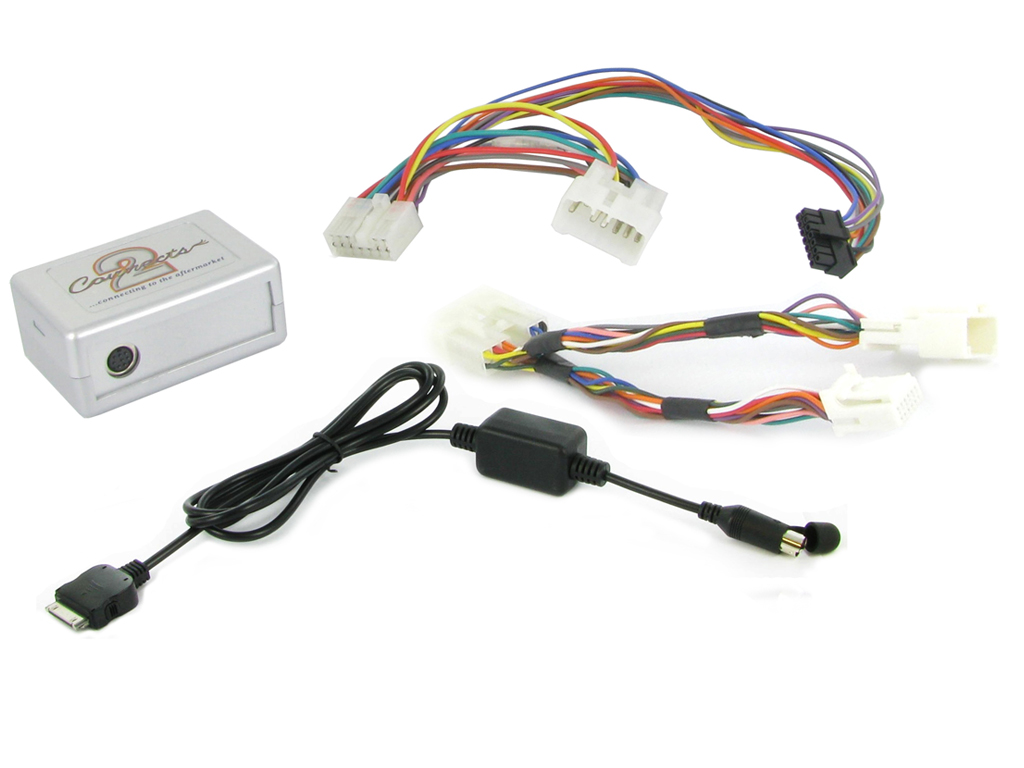 Toyota Speaker Adapters For Car Speakers Audio 4 Less Uk Wiring Component Connects2 Ipod Interface 2005 Onwards