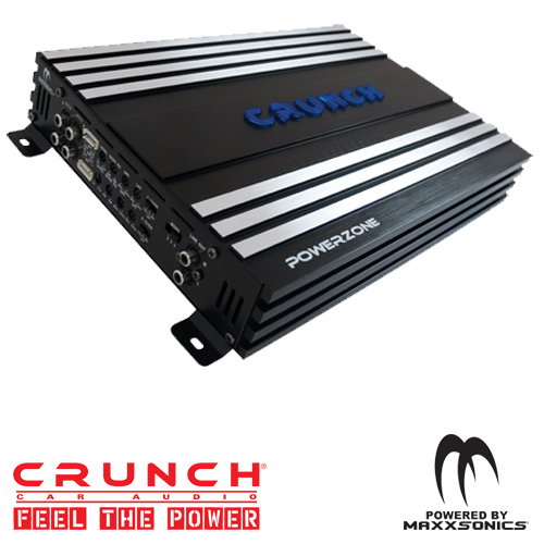 Crunch 500.2 2 Channel Powerzone Amplifier