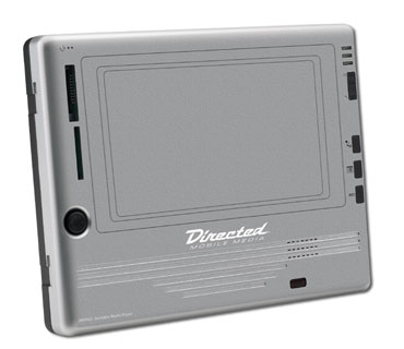 Directed: 40GB Hard Drive Dockable Personal Multimedia Player