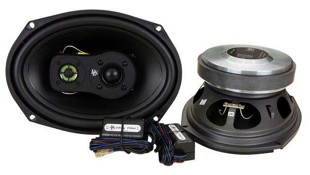 DLS Reference 1073 3 Way Coaxial Speaker System