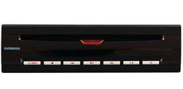 CKO DVD500U 3/4 Din Size Single DVD Player