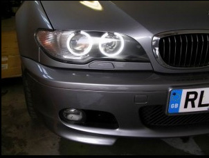 CCFL E46 Face Lift Angel Eyes Kit 6000K