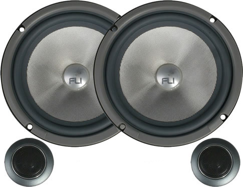 Fli Comp 6 2 Way Component Speaker System