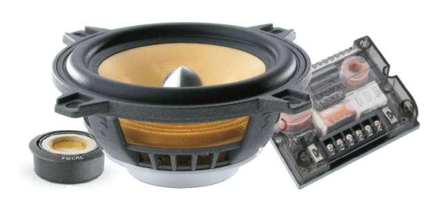 Focal100KRS 2 Way Component Speaker System