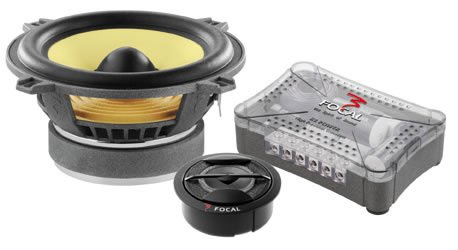Focal 130KP 2 Way Component Speaker System