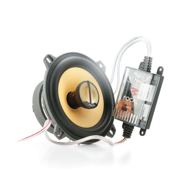 Focal 130KRC 2 Way Coaxial Speaker System
