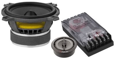 Focal100V2 2 Way Component Speaker System