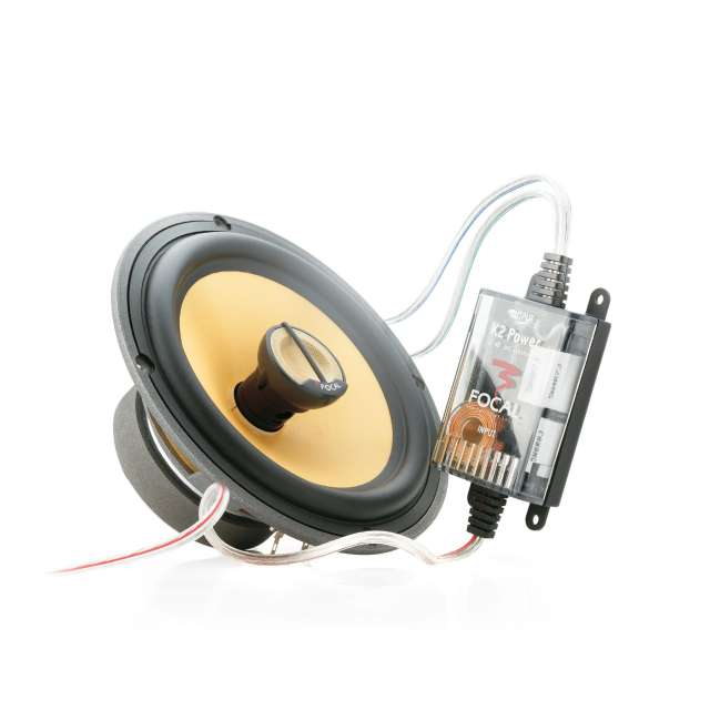 Focal 165KRC 2 Way Coaxial Speaker System