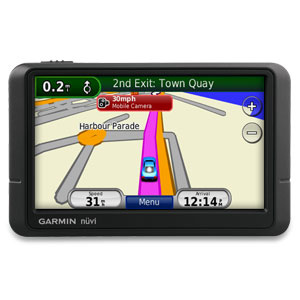 Garmin Nuvi 245WT UK & Europe Portable Navigation