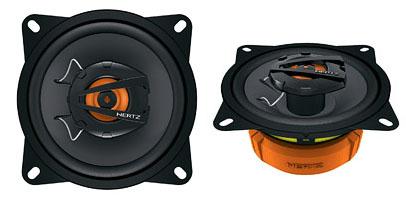 Hertz DCX100 2 Way Coaxial Speaker System