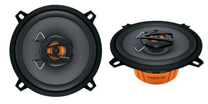 Hertz DCX130 2 Way Coaxial Speaker System