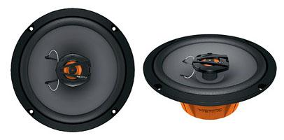 Hertz DCX165 2 Way Coaxial Speaker System