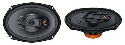 Hertz DCX690 3 Way Coaxial Speaker System