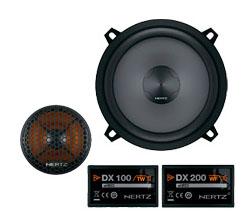 Hertz DSK130 2 Way Component Speaker System