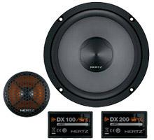 Hertz DSK165 2 Way Component Speaker System