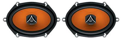 Hertz ECX570.3 2 Way Coaxial Speaker System