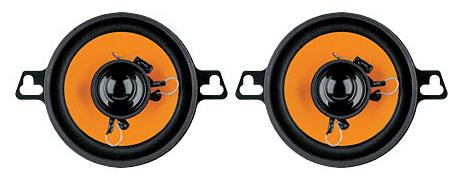 Hertz ECX87 2 Way Coaxial Speaker System