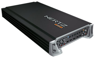 Hertz EP5 5 Channel Amplifier