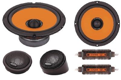 hertz esk165 3 2 way component speaker system hertz. Black Bedroom Furniture Sets. Home Design Ideas