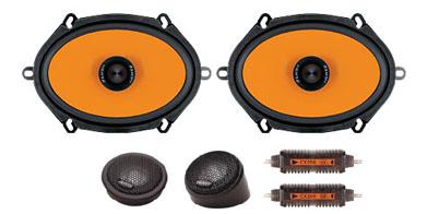 Hertz ESK570 2 Way Component Speaker System