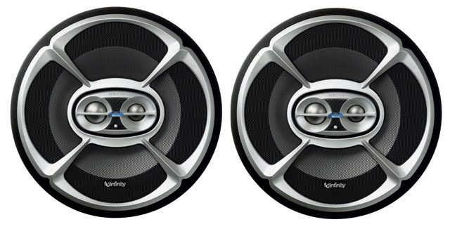 "Infinity Reference 8023i 3 Way 8"" Coaxial Speaker System"
