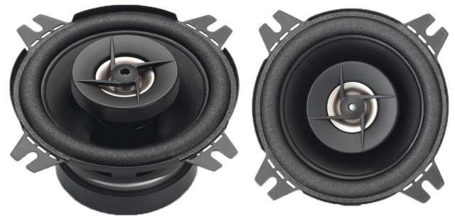JBL CS-4 2 Way Coaxial Speaker System