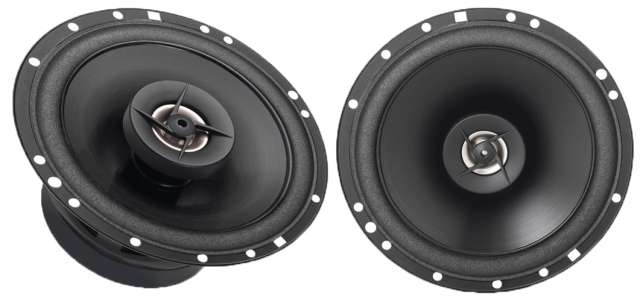 JBL CS-6 2 Way Coaxial Speaker System