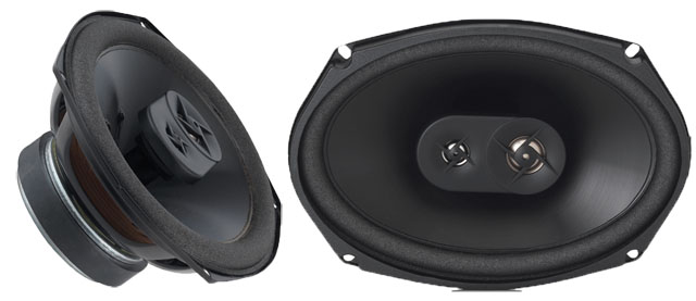 JBL CS-69 3 Way Coaxial Speaker System
