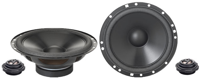 JBL CS-6C 2 Way Component Speaker System