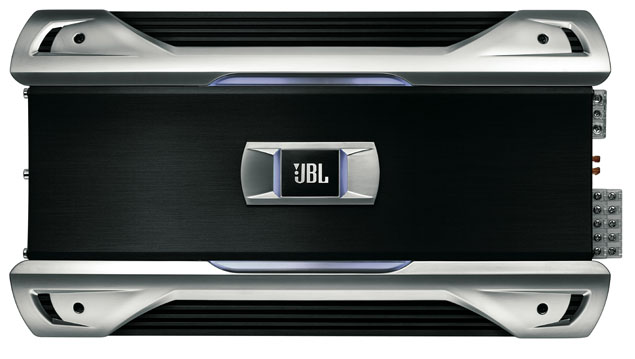 JBL GTO 5355 5 Channel Amplifier - Click Image to Close