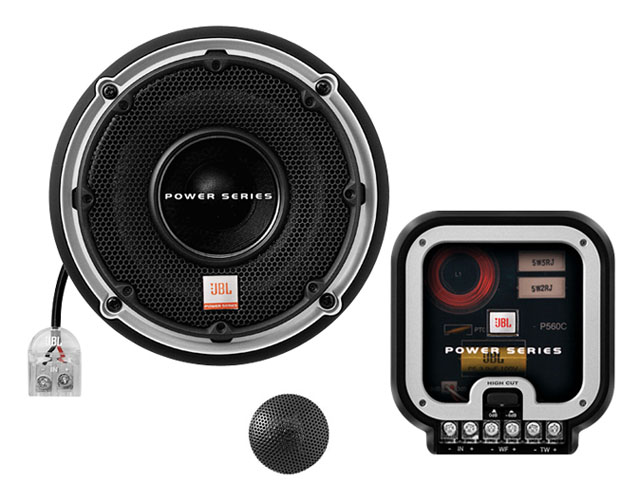 JBL P560c Power Component Speaker System