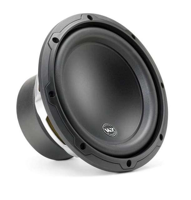 "JL Audio 8W3v3-4 8"" 250W 4 OHM Subwoofer"