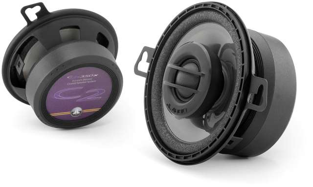JL Audio C2-350X 2 Way Coaxial Speaker System