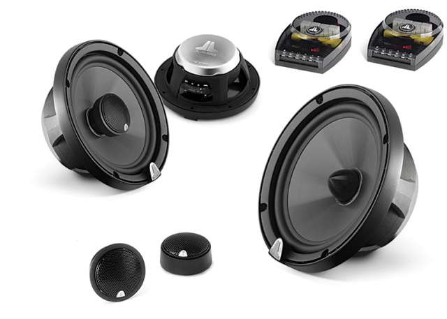 5 25 3 Way component speakers