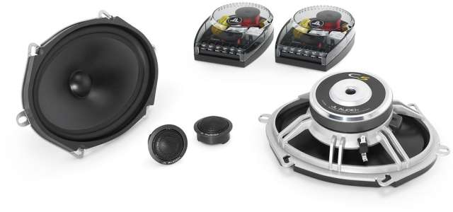 JL Audio C5-570 2 Way Component Speaker System