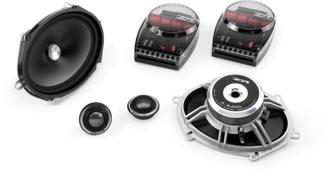 JL Audio ZR570-CSi 2 Way Component Speaker System