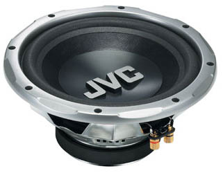 "JVC CS-GS5120 12"" 800W Subwoofer"