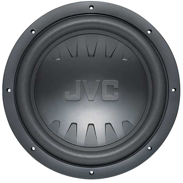"JVC CS-GW1000 10"" 1200W Subwoofer - Click Image to Close"
