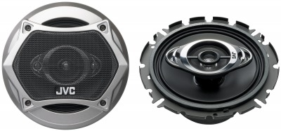JVC CS-HX647 4 Way Coaxial Speaker System