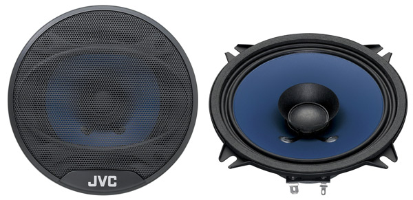 JVC CS-V516 2 Way Coaxial Speaker System