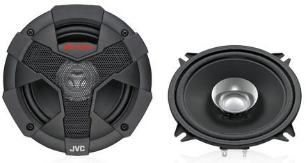 JVC CS-V517U 2 Way Dual Cone Speaker System