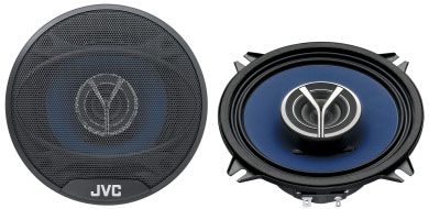 JVC CS-V526 2 Way Coaxial Speaker System